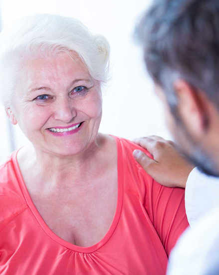 Les soins du personnel soignant qualifié